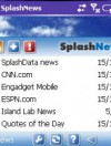 SplashNews FREE RSS Reader v2.02