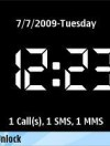 Key Lock Clock v1.01.0