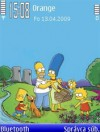 The Simpsons Camping