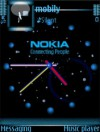 Nokia Star Clock